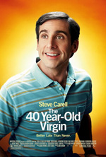 40 year old virgin poster