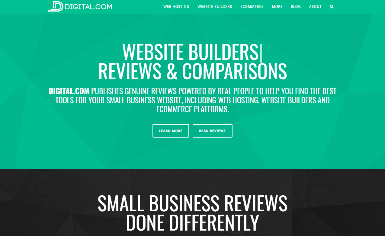 Digital.Com: Small Business Reviews Done Differently
