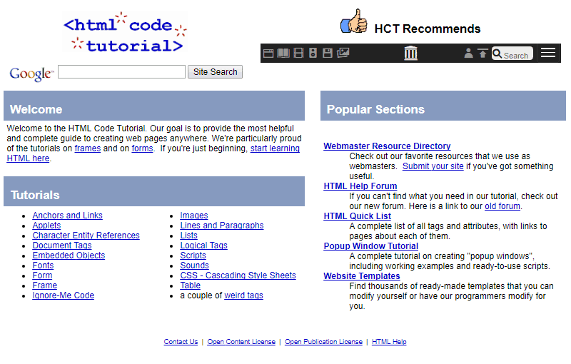 HTML com: The Easiest Way To Learn HTML & CSS - Quality Nonsense Ltd